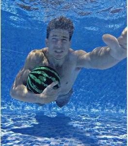 best pool toys watermelon ball