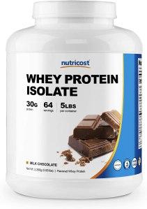 whey protein isolate, protein powder