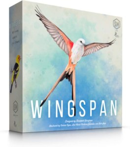 Wingspan board game, best board games