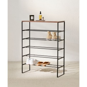 Urban Outfitters 6-Tier Shoe Rack