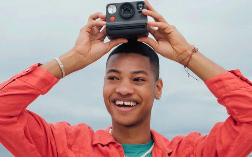 Polaroid Originals Now I-Type Instant Camera,