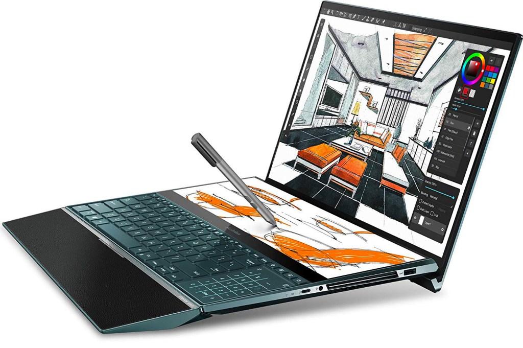zenbook pro plus review