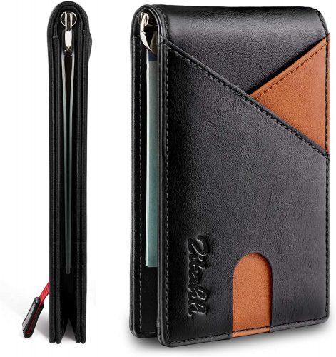Zitahli Money Clip Front Wallet