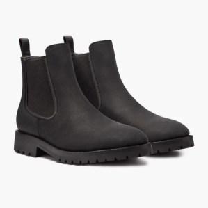 Thursday Boot Company black matte men's boots
