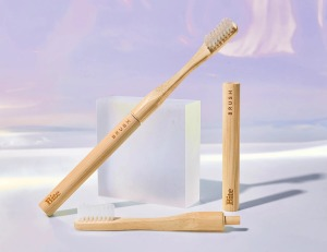 Bite Toothpaste Bamboo Toothbrush