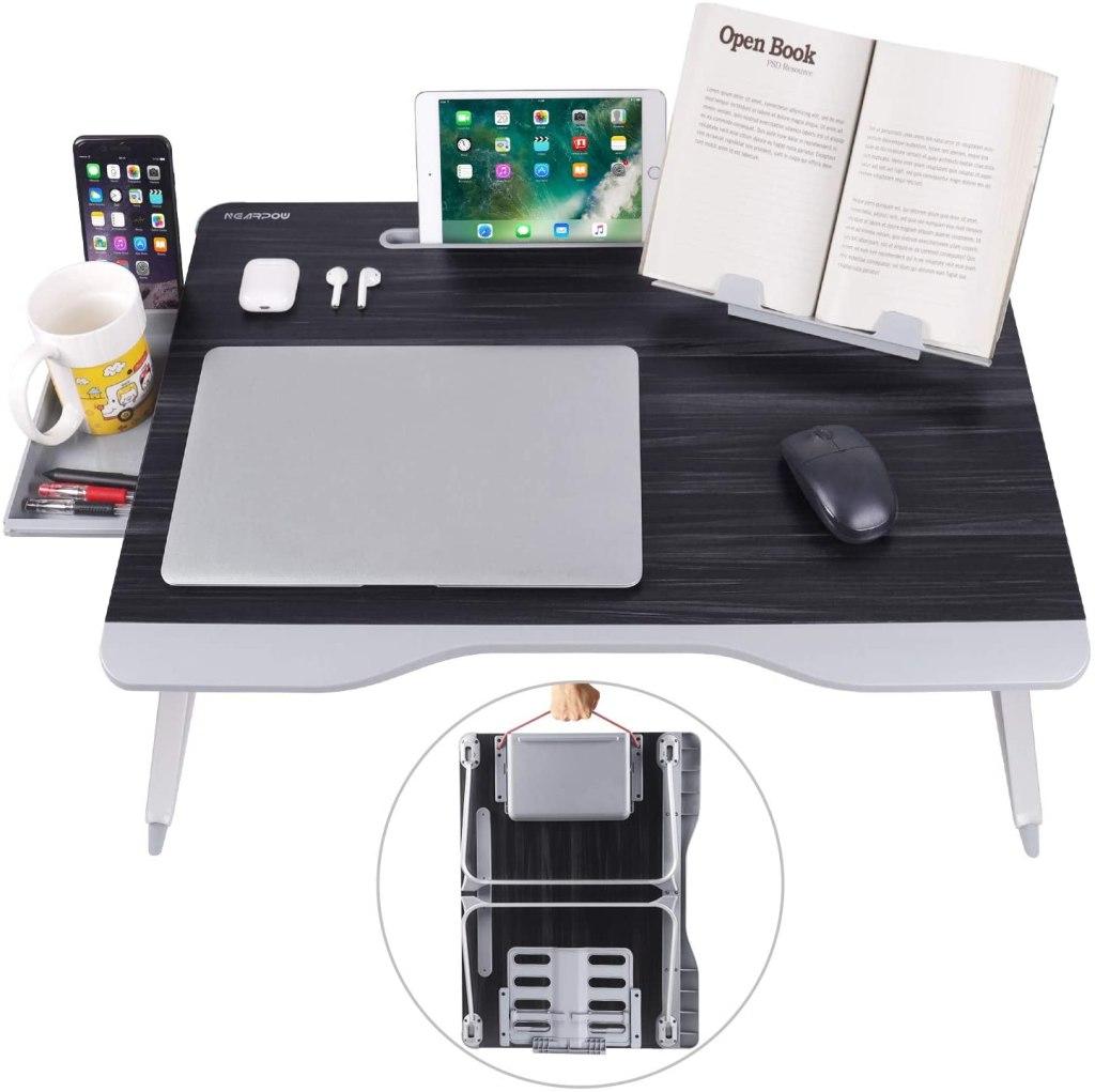 Portable Laptop Desk by Nearpow
