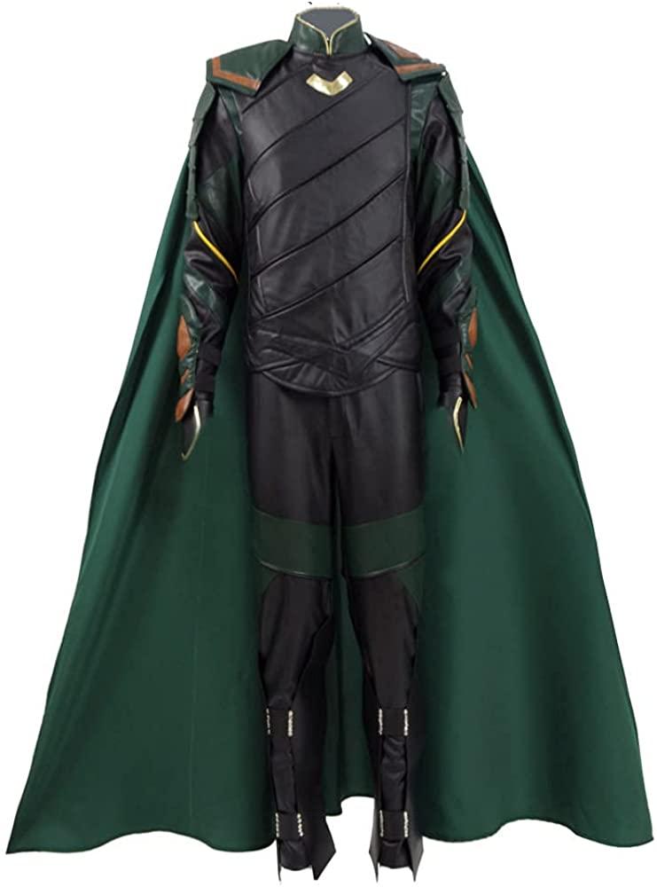 best superhero halloween costumes for men - Loki Costume