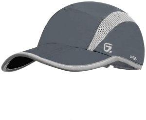 grey running cap, best running hats