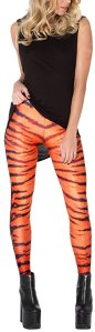 Carol baskin cat leggings, best halloween costumes