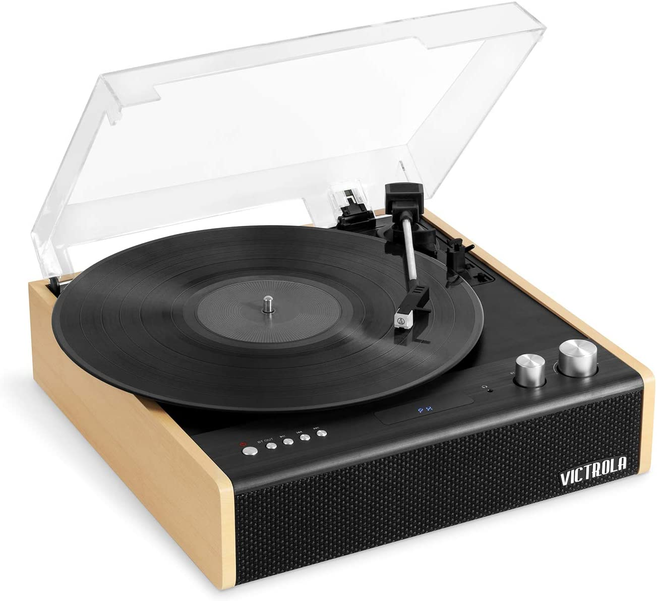 Victrola Eastwood Bluetooth Record Player - Best Tech Gifts