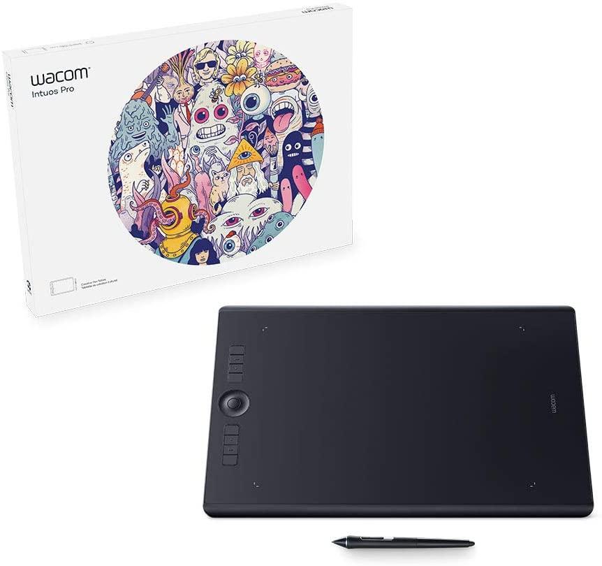 wacom intuos pro l, best drawing tablet