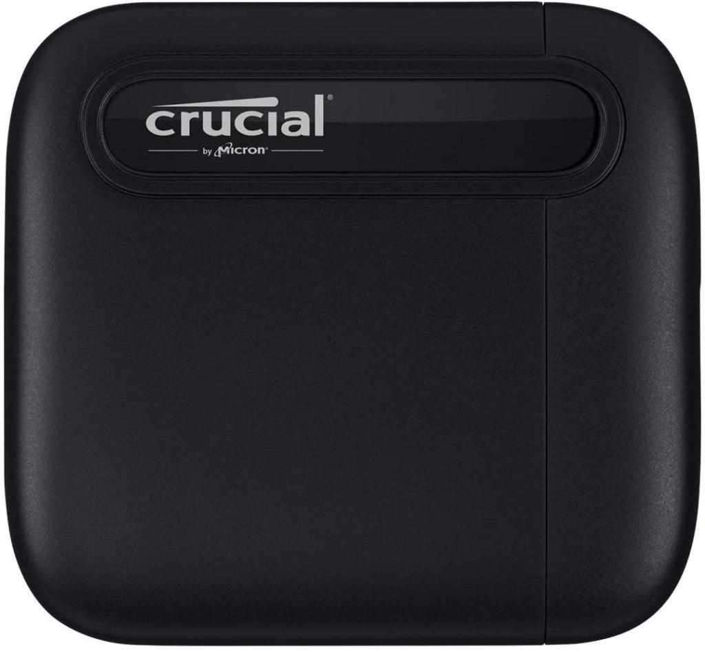 Crucial X6 4TB SSD - external hard drives