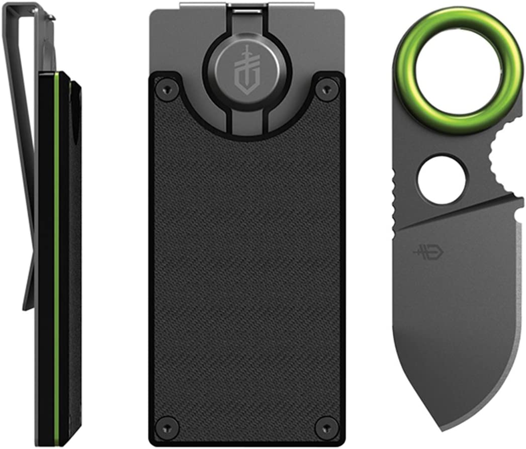 Gerber Gear Store Money Clip with Built-in Knife