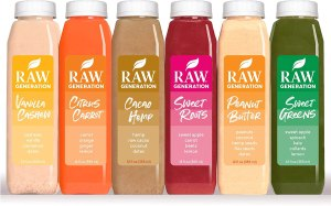 7-Day Protein Cleanse by Raw Generation