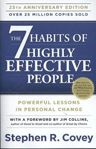 7 habits of highly effective people, best business books