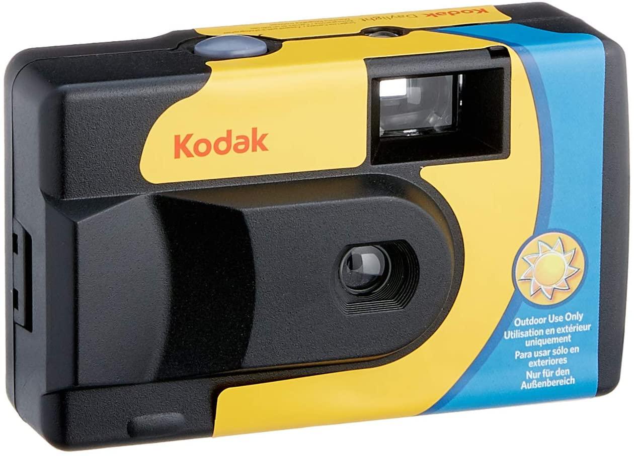 Kodak SUC Daylight 39 800iso Disposable Analog Camera