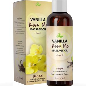 Honeydew Edible Vanilla Erotic Massage Oil