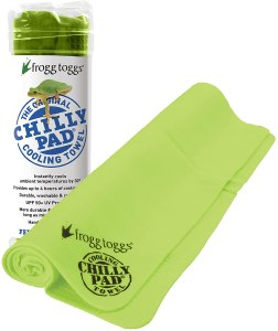 FROGG TOGG chilly pad cooling towel, best cooling towel