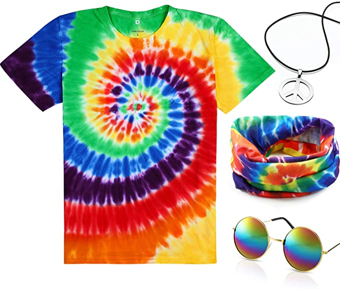 Norme Hippie Costume Set