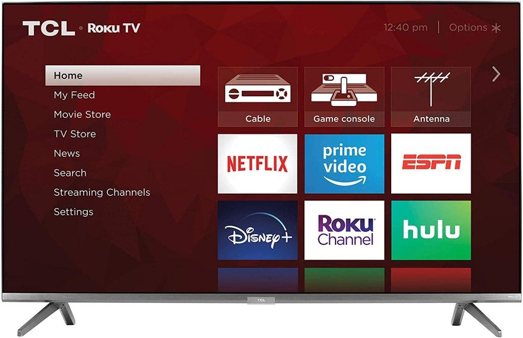 TCL 6-Series 4K TV 2020