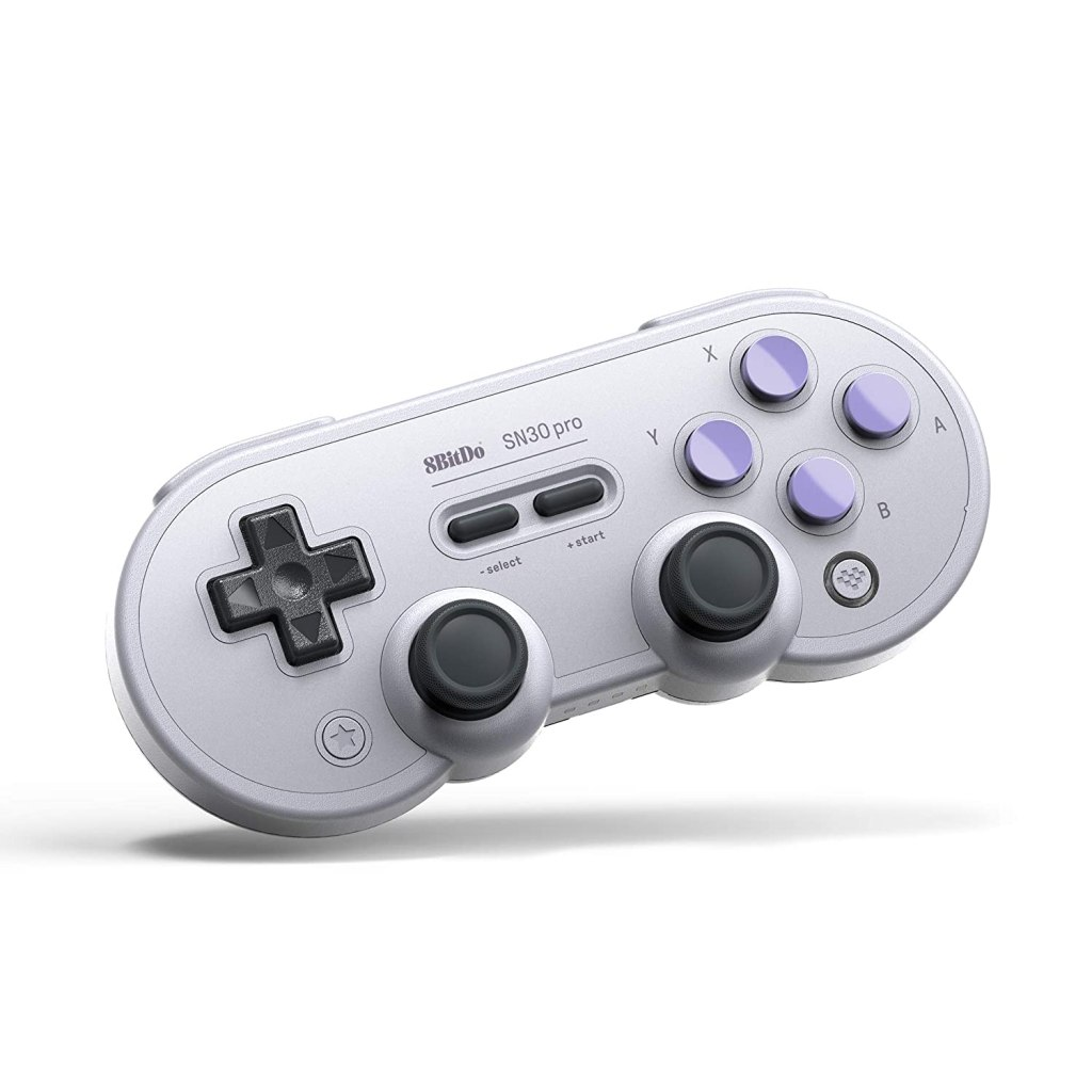 8bitdo SN30 Pro controller, best tech gifts of 2020