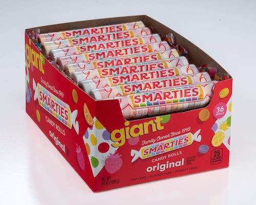 smarties candies