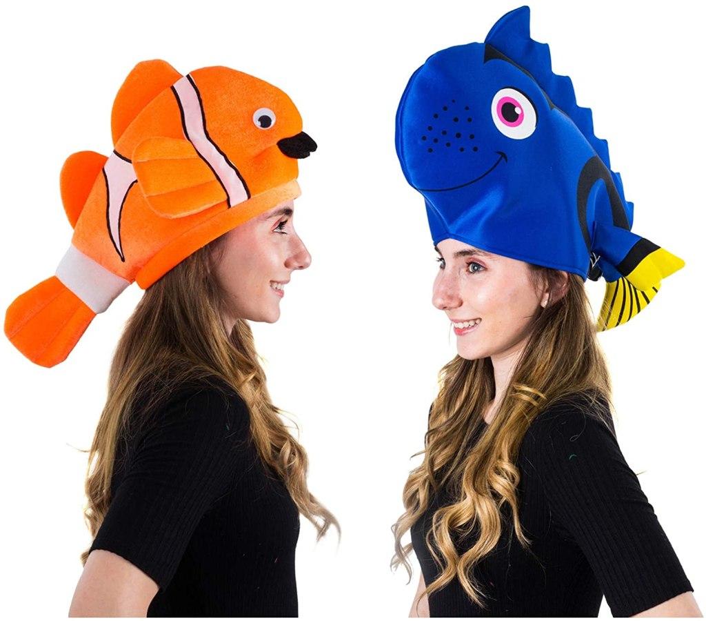 Tigerdoe Fish Hats