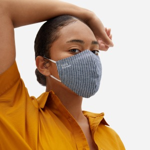 The 100% Human Woven Face Mask 5-Pack