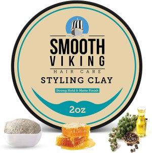 Smooth Viking Hair Clay