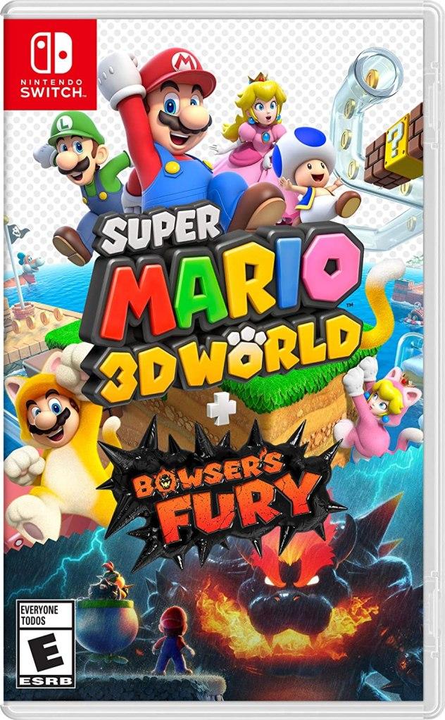 Super Mario 3D World- Best Switch Games
