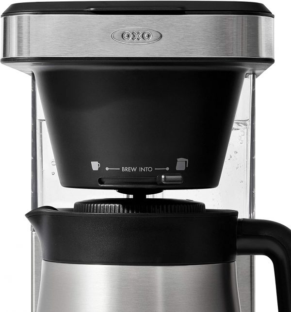 oxo new coffee maker review