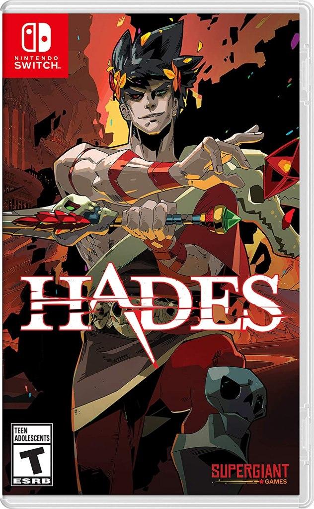 Hades - Best Switch Games