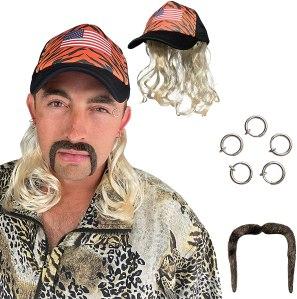 Joe Exotic halloween costume, best halloween costumes
