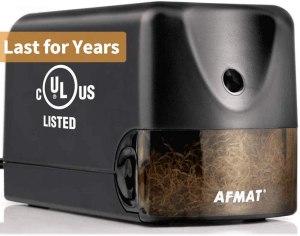 AFMAT Electric Pencil Sharpener