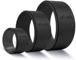 ATIVAFIT Sports Yoga Wheel