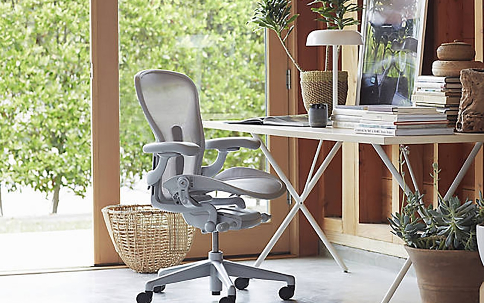 Aeron ergonomic office chair review, Aeron