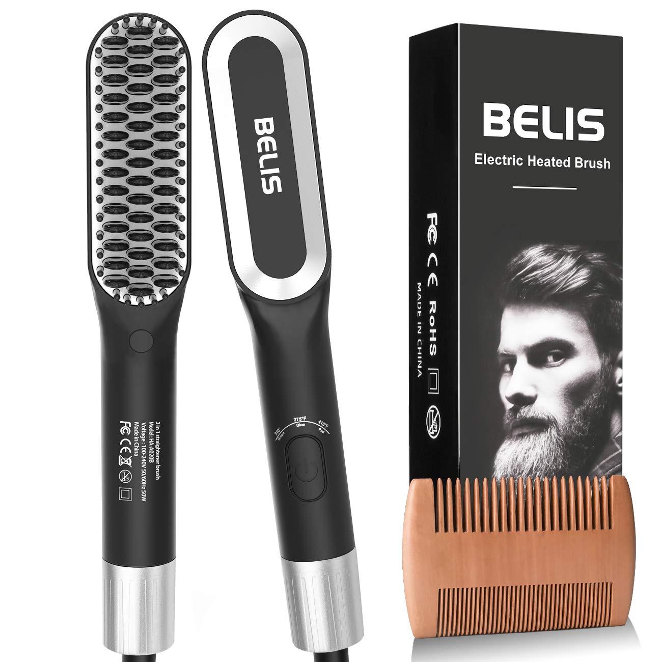 Belis beard straightener
