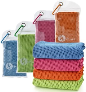 cooling towels, best cooling towels, what are cooling towels