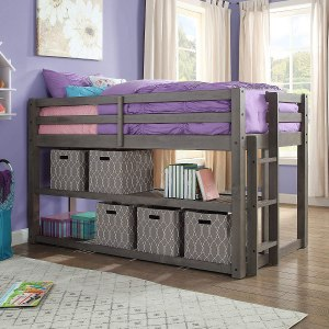 best storage beds better homes and gardens loft storage bed