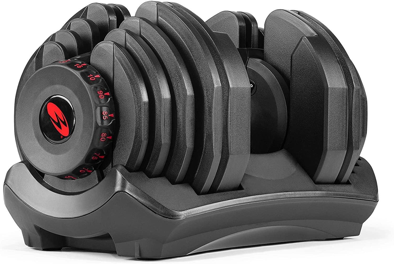 Bowflex SelectTech 1080 adjustable dumbbell