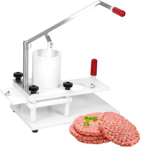 cabinahome commercial hamburger press
