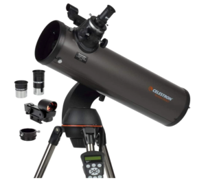telescopes for beginners celestron nexstar 130slt