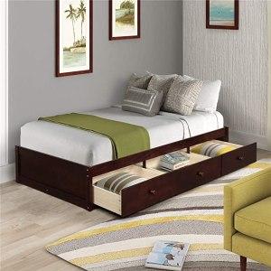best storage beds chino