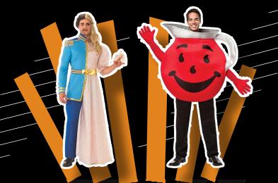 best last-minute halloween costumes
