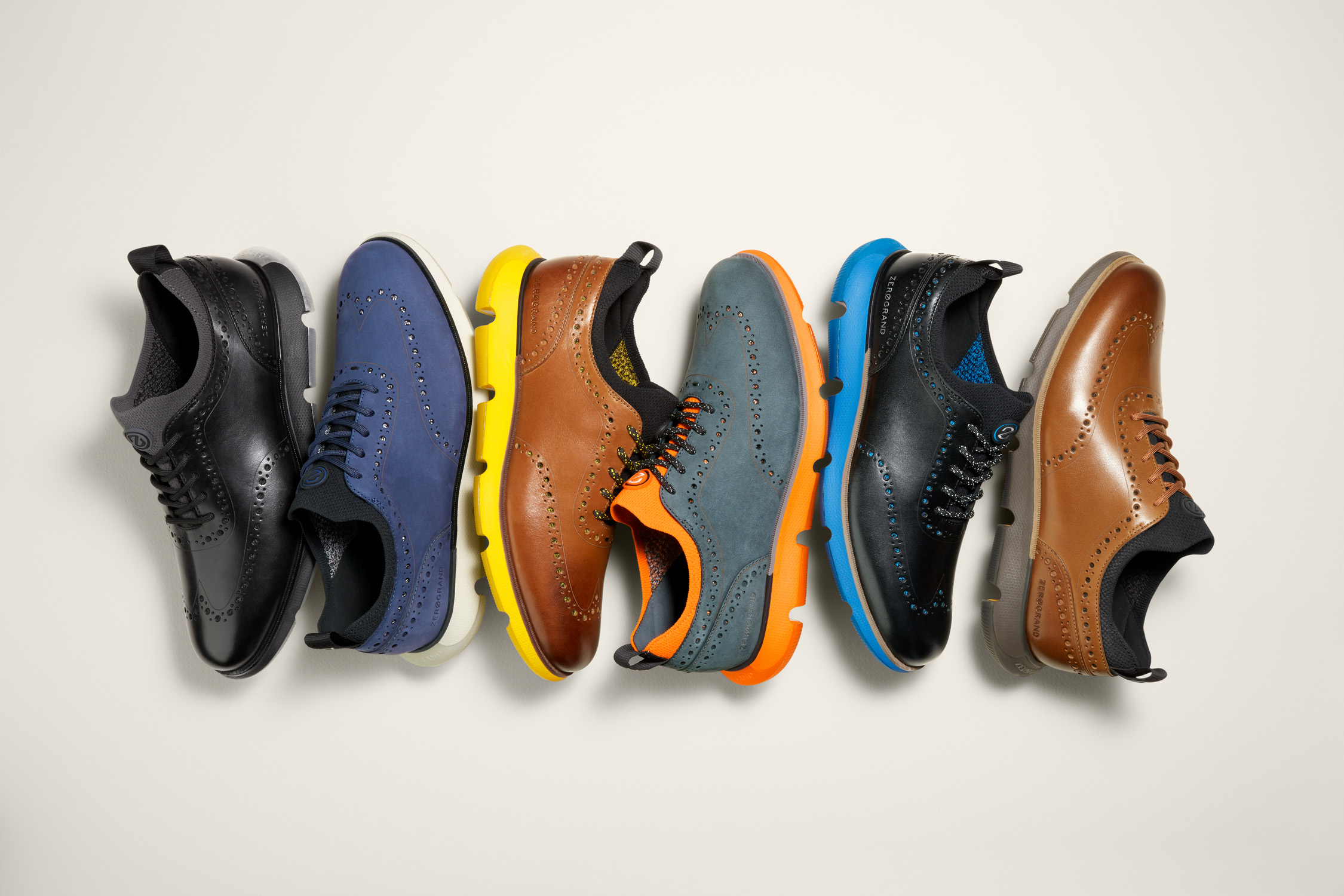 Cole Haan is Back With Their Newest 4
