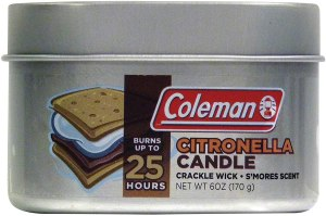 Coleman Scented Citronella Candle