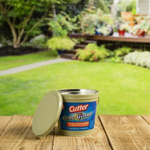 Cutter Citro Guard Citronella Candle