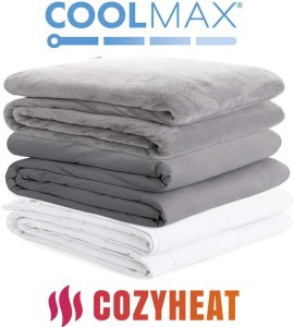 best weighted comforter degrees of comfort