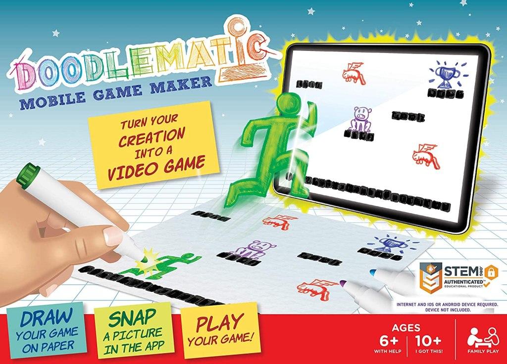 DoodleMatic Modern Game Maker