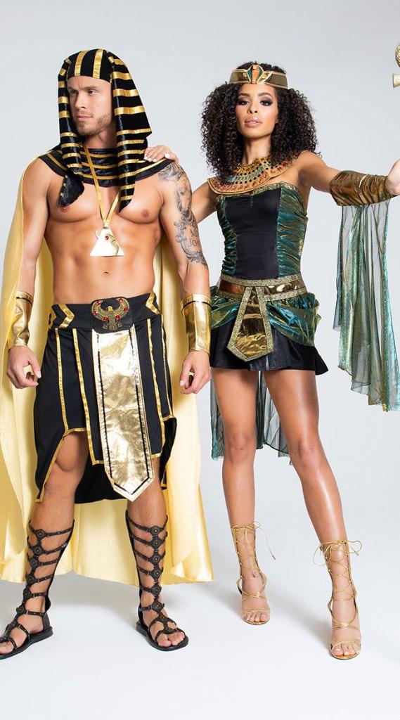 EGYPTIAN COUPLES COSTUME